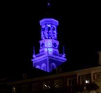 Nieuwe Toren transformeert in Blauwe Toren
