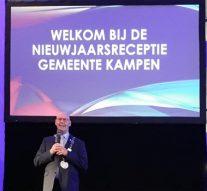 Brunnepe goed vertegenwoordigd op nieuwjaarsreceptie gemeente Kampen (video – dl. 1)