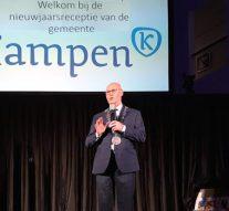 Nieuwjaarsreceptie gemeente Kampen biedt podium aan burgerinitiatieven (video)