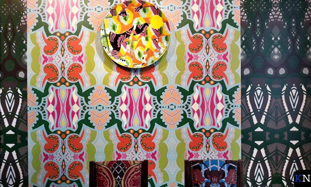 Kleurrijke patronen Christie van der Haak toveren Kamper museum en synagoge om tot stadspaleizen