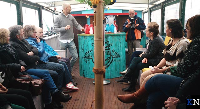 Nieuw aroma voor Open Coffee in Kampen