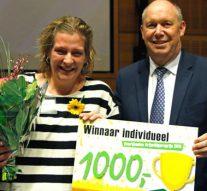 Winnaars Overijsselse Vrijwilligersprijs verspreid over provincie