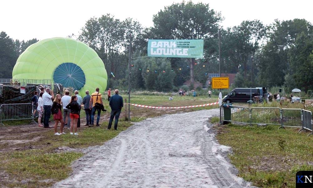 Het hart van het Groene Hart van Kampen is ingericht als ParkLounge.