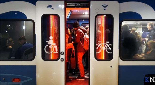 Eerste passagiers vanaf Stadshagen teleurgesteld