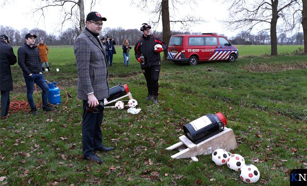 De aftrap van de BOCK-campagne in Fluitenberg.