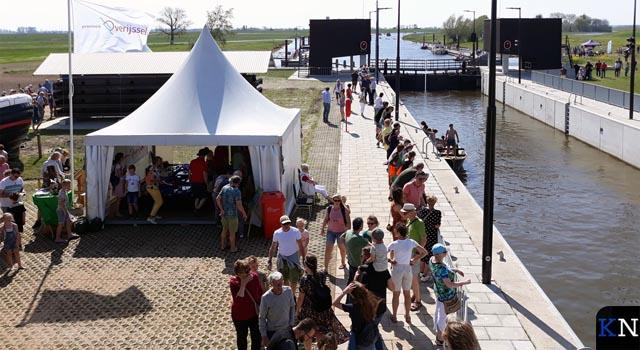 Provincie wijst naar Rijkswaterstaat over doorvaart