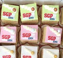 SGP viert honderdjarig bestaan