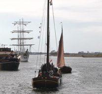 Sail Kampen 2018 zonnig van start
