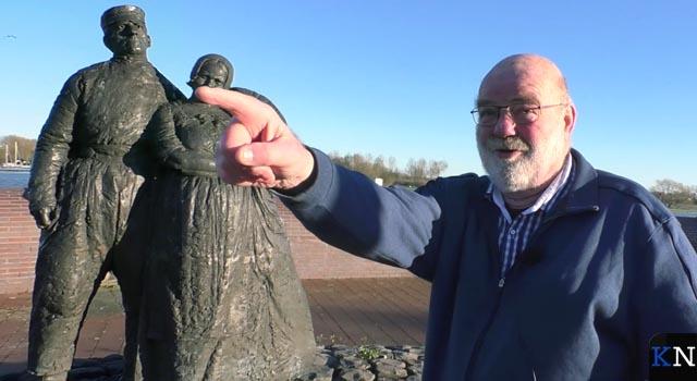Vergunning aangevraagd voor verplaatsing Schokker monument