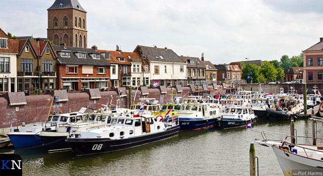 Bijzondere boten in Buitenhaven (video)