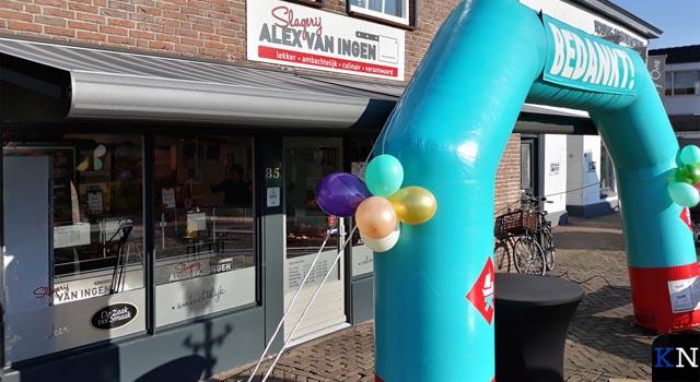 Slagerij Alex van Ingen pakt het anders aan (video)