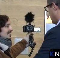 Vlogger gevolgd en gevlogd voor Snuffelstagefestival
