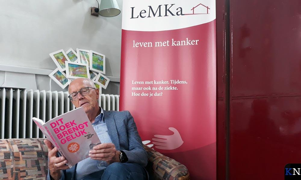 Johan Witteveen, voorzitter van LeMKa Kampen.