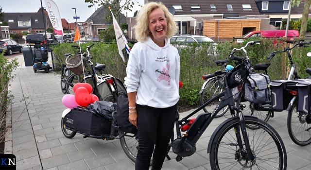 Evelien van der Werff eindigt sponsortocht bij LeMKa