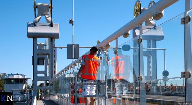 Afsluiting Stadsbrug bij groot onderhoud in zomermaanden onvermijdelijk