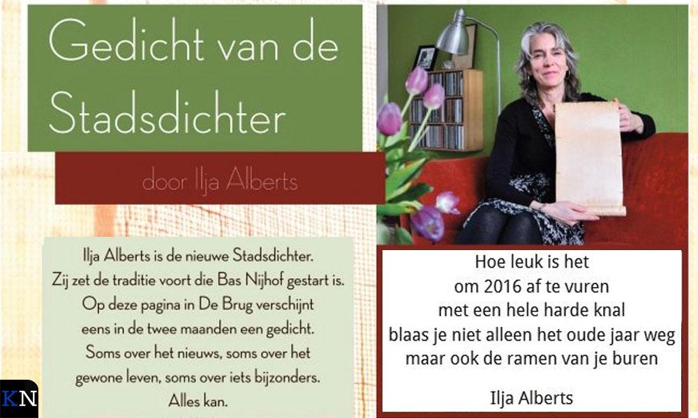 Het debuut van Ilja Alberts in De Brug.
