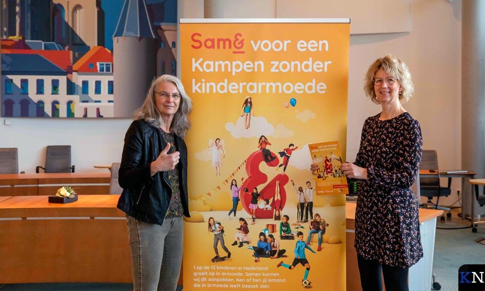 (Ex-)wethouders Lidi Kievit & Irma van der Sloot lanceren één nieuw loket voor jeugdfondsen en vergoedingen.