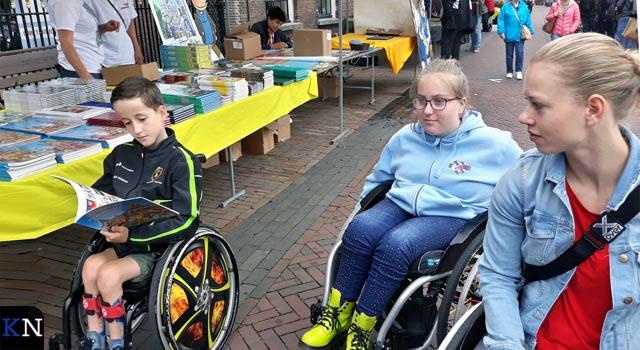 Inclusieve samenleving bereikt Kamper Stripspektakel (video)
