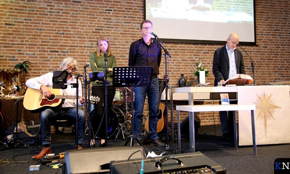 Applemousse zal de nummers live spelen in de TOP2000-kerkdienst in de Open Hof