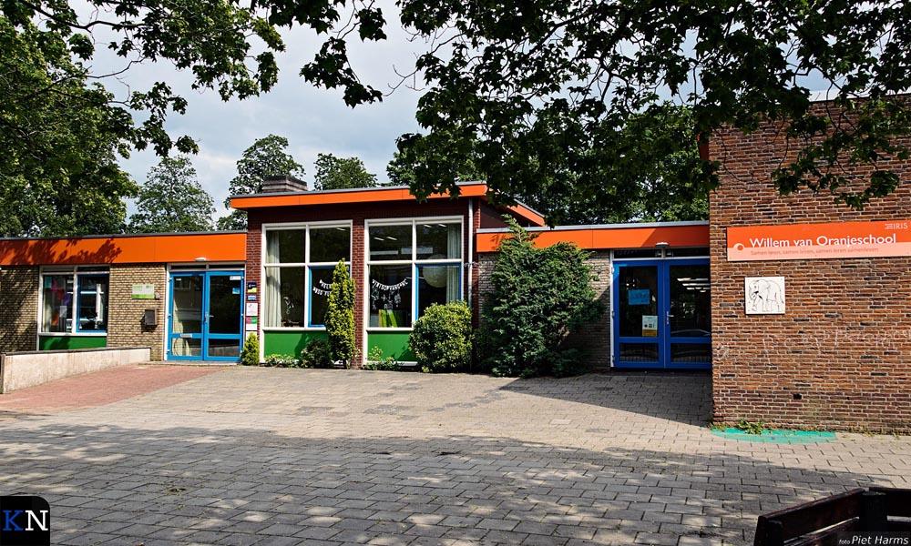 De Willem van Oranjeschool in de flevowijk is uitverkoren voor het tweede Kamper Tiny Forest.