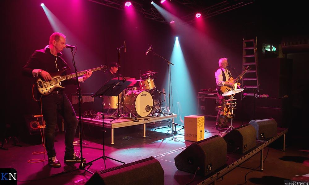 Tweede optreden tijdens het muzikale drieluik kwam van Henk Jans Enzovoorts.