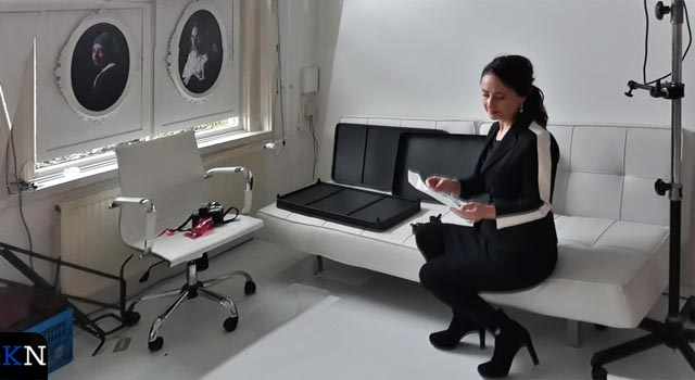Artistieke fotografe vestigt zich aan IJsselkade (video)