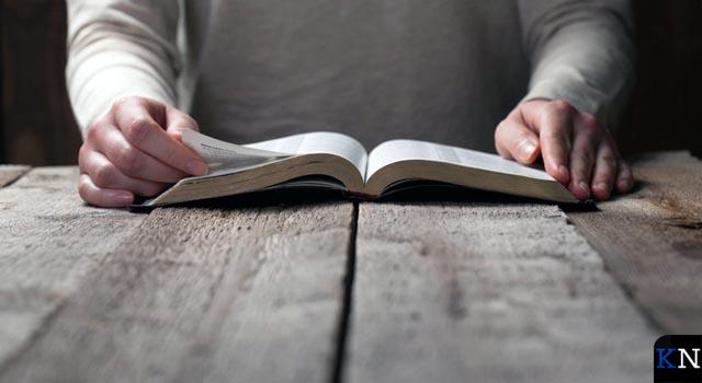 Bijbel gelezen van kaft tot kaft