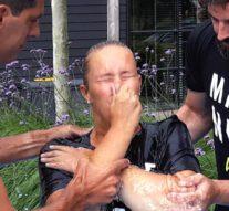 Twaalf dopelingen bij openluchtdienst VIDA