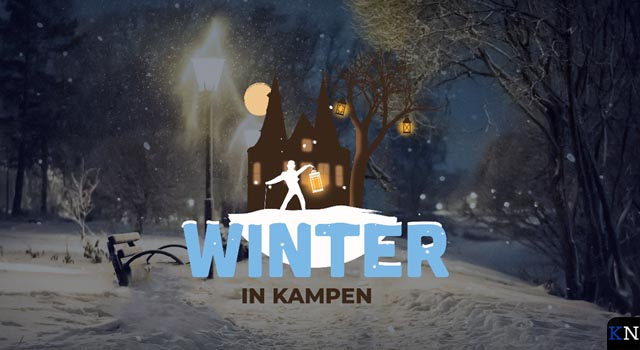 Voorbereidingen 'Winter in Kampen' gaan door