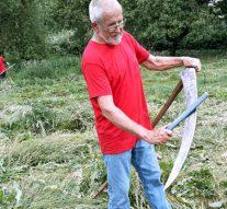 Zeisbrigade neemt oude boomgaard onder handen (video)
