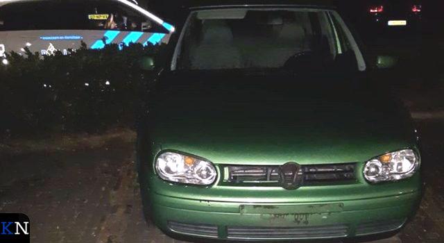 Jongeman opgepakt voor autovernielingen