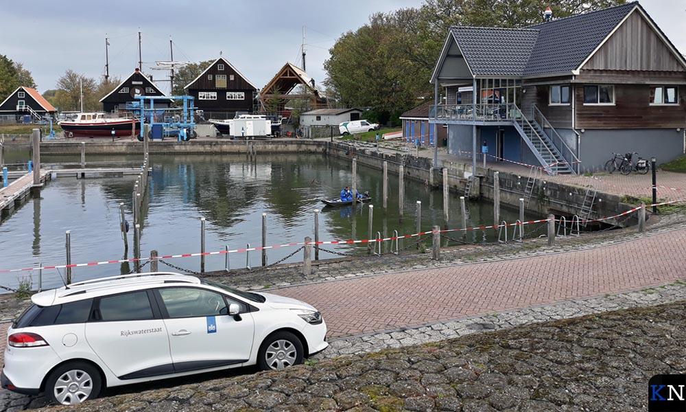 Nader bodemonderzoek in de Nieuwe Buitenhaven.