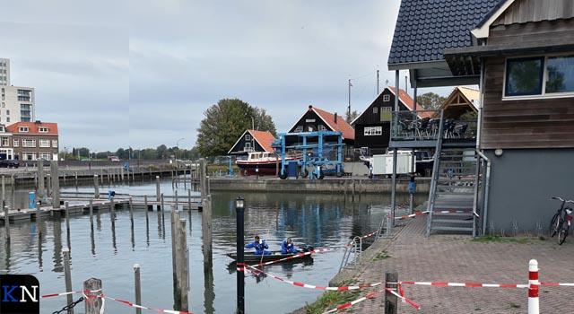 Nieuwe Buitenhaven blijft vooralsnog afgesloten