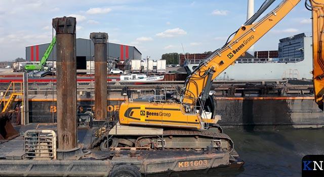 Baggeren Kamper havens gebonden aan wet- en regelgeving