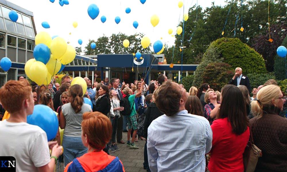 Veelal uit onwetendheid wordt ook in privésfeer vaak ballonnen opgelaten.