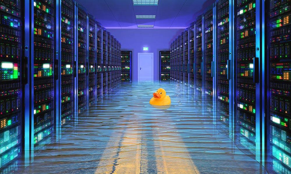 Datacenters zijn vaak energieslurpers.