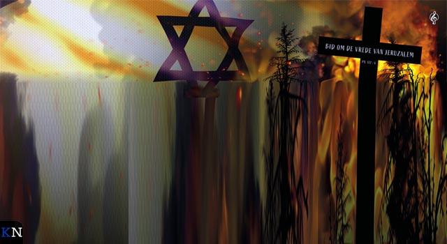 Bemoedigingsconcert voor Israël in Bovenkerk