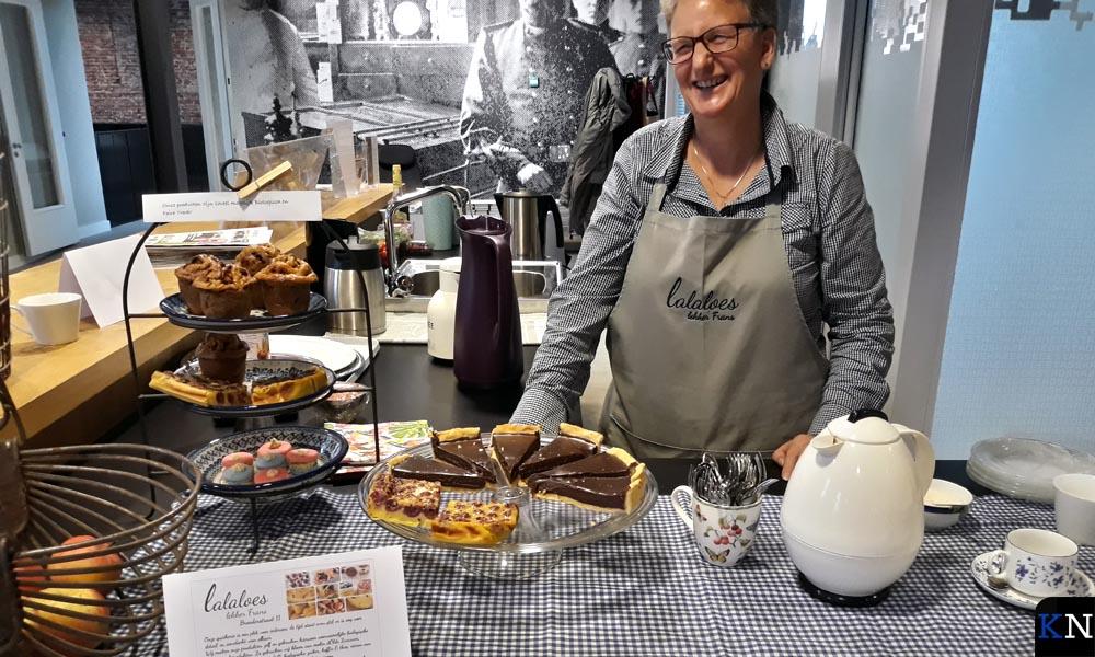 Lalaloes verwende de inwendige mens in café Paatje.