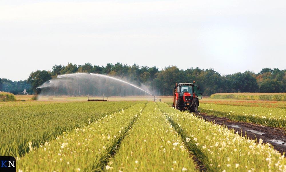De coalitie wil aan de slag met het Deltaplan Agrarisch Waterbeheer (DAW).