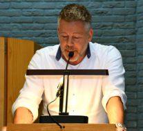 Primeur Marcel Kalter tijdens Kampen Armoedevrij