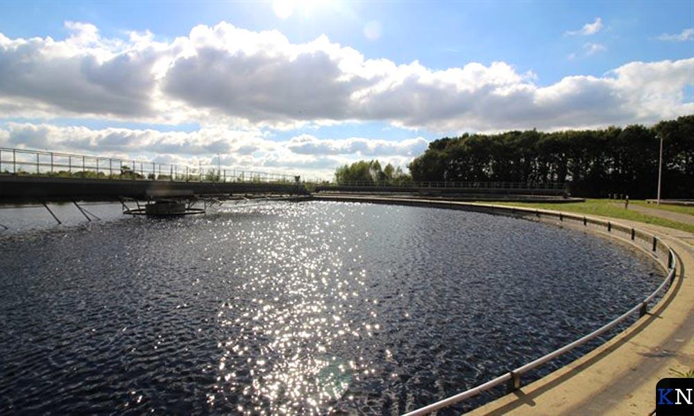 Een rioolwaterzuiveringsinstallatie (RWZI).