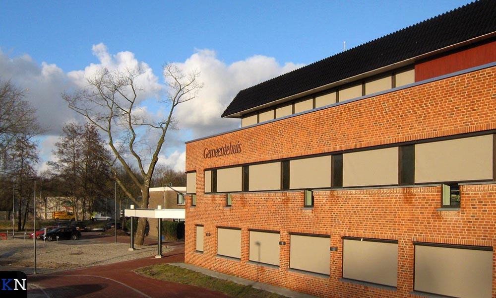 Tijdens de gemeenteraadsverhadering van Zwartewaterland werd dialect gesproken.