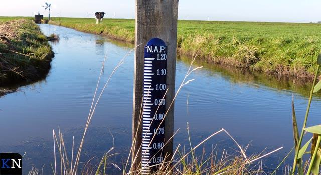 Stabilisatie grondwaterpeil zet door
