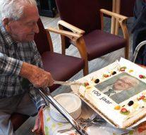 Met twee eieren per dag is Henk Fien honderd jaar geworden
