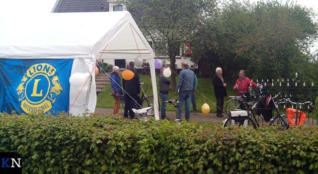Lionsclub Kampen fietst voor haar goede doelen