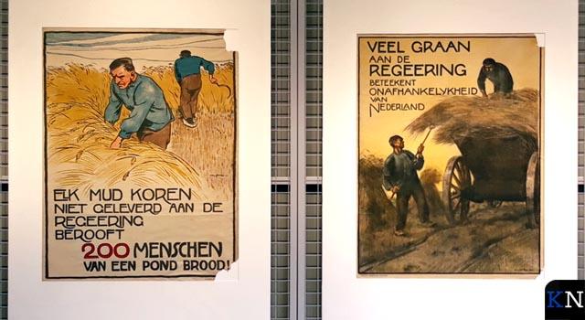 Bijzondere expositie WOII bij Frans Walkate Archief (video)