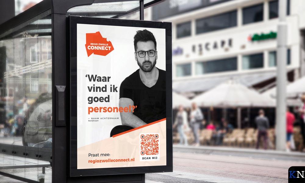 Affice voor werkgevers in regio Zwolle.