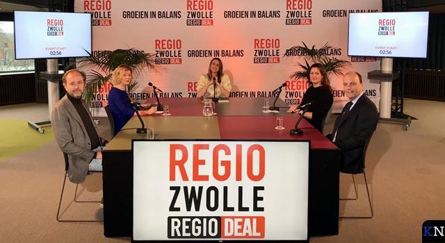 Regio Zwolle maakt zich op om verschil te maken (video)