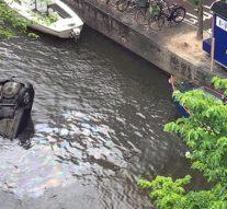 Kamper helden in Amsterdam blijven anoniem