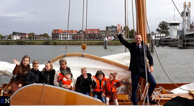 Kampen heeft een nieuwe (Friese) burgemeester